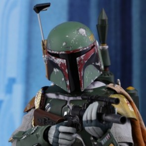 Hot Toys 1/6th Scale MMS463 Star Wars: Episode V The Empire Strikes Back Boba Fett Collectible Figure