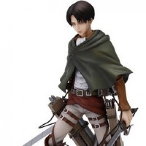 Brave Act 1/8 Scale Attack on Titan Levi PVC Figure