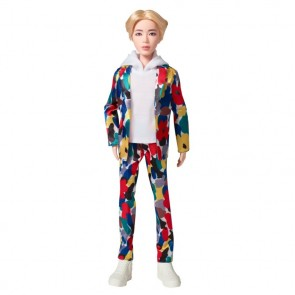 Barbie x BTS Jin Idol Doll