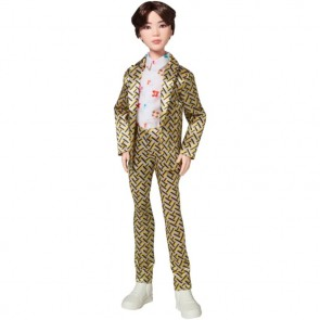 Barbie x BTS Suga Idol Doll