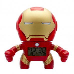 BulbBotz Iron Man Alarm Clock