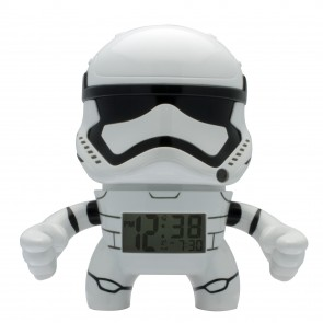 BulbBotz Star Wars Stormtrooper Alarm Clock