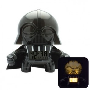 BulbBotz Star Wars Darth Vader Alarm Clock