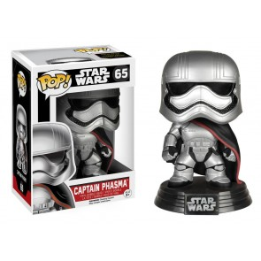 Funko POP! Star Wars EP7 Captain Phasma Figure