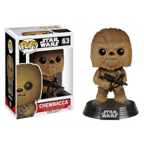 Funko POP! Star Wars EP7 Chewbacca Figure