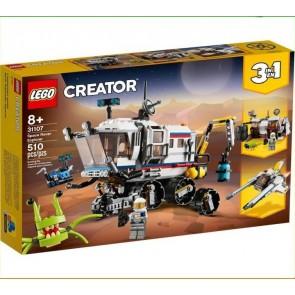 LEGO Creator 31107: Space Rover Explorer