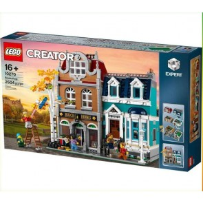 LEGO 10270 Bookshop Modular Building