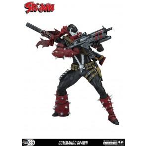 McFarlane Toys Commando Spawn Action Figure