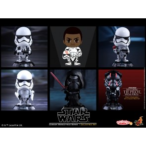 Hot Toys Star Wars The Force Awakens Cosbaby Bobble-Head (Series 1)