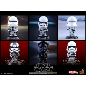 Hot Toys Star Wars The Force Awakens Cosbaby Bobble-Head (Series 2)