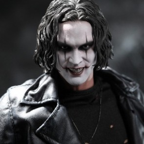Hot Toys 1/6th Scale The Crow Brandon Lee as Eric Draven Collectible Figure