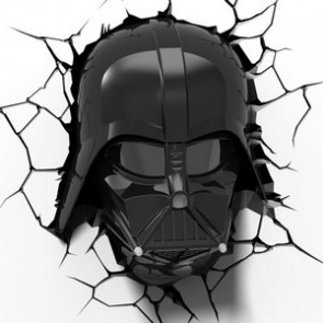 3D LightFX Star Wars Darth Vader Deco Light