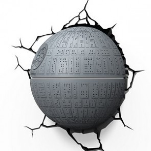 3D LightFX Star Wars Death Star Deco Light