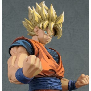 Banpresto Dragon Ball Z Grandista Super Saiyan Son Goku Manga Dimension