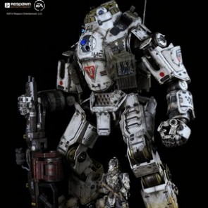 3A ThreeZero 1/12 Scale Titanfall Atlas Figure