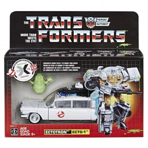 Transformers Generations Collaborative: Ghostbusters Ecto-1 Ectotron