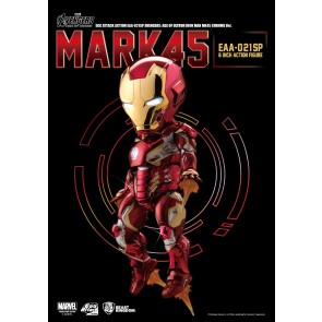 Egg Attack Action EAA-021SG Avengers Age of Ultron: Mark 45 with Ultron Sentry