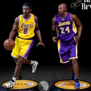 Enterbay 1/6th Scale RM-1065 NBA Collection Kobe Bryant Action Figure
