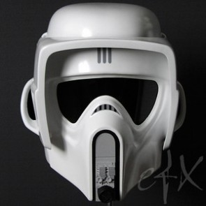 EFX Collectible Star Wars Scout Trooper Helmet