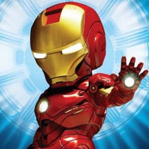 Kidslogic Egg Attack EA-001 Iron Man 2 Mark IV