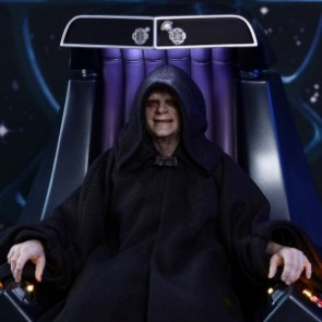 Hot Toys 1/6th Scale MMS468 Star Wars: Episode VI Return of the Jedi Emperor Palpatine (Deluxe Version)