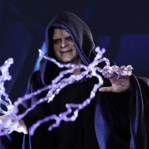 Hot Toys 1/6th Scale MMS467 Star Wars: Episode VI Return of the Jedi Emperor Palpatine Figure