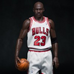 Enterbay 1/6th Scale NBA Collection Michael Jordan #23 (Series 1 Home Jersey)