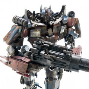 ThreeA Transformers AOE Optimus Prime Evasion Edition Premium Scale Figure