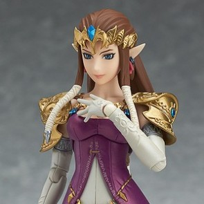 Figma #318 Zelda Twilight Princess Figure