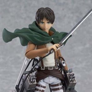 Figma #207 Attack on Titan Eren Yeager Figure