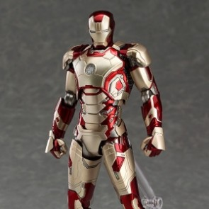 Figma #302 Iron Man 3 Mark 42 Figure