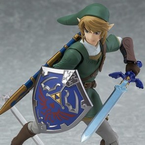 Figma #320 Link Twilight Princess Version DX Edition