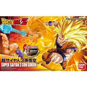 Bandai Figure-Rise Standard Dragon Ball Z Super Saiyan 3 Son Goku