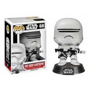 Funko POP! Star Wars EP7 First Order Flametrooper Figure