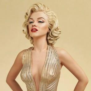 Blitzway 1/4th Scale Gentlemen Prefer Blondes 1953 Marilyn Monroe Statue