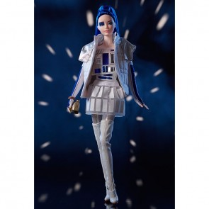 Barbie R2-D2 Star Wars x Barbie® Doll