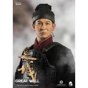 ThreeZero 1/6th Scale The Great Wall Strategist Wang Figure