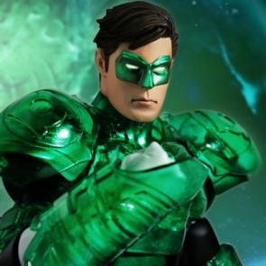 Super Alloy 1/6th Scale DC New 52 Green Lantern Diecast Figure