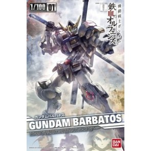 Bandai 1/100 Scale 01 Gundam Barbatos