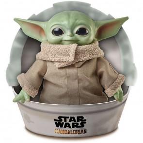 Mattel Star Wars The Child Plush Toy 11-inch Small Yoda-like Soft Figure