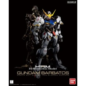 Bandai 1/100 Scale High-Resolution Model Gundam Barbatos