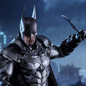Hot Toys 1/6th Scale VGM26 Batman Arkham Knight Collectible Figure