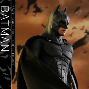 Hot Toys 1/4th Scale QS009 Batman Begins Collectible Figure