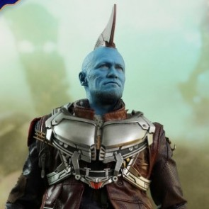 Hot Toys 1/6th Scale MMS436 Guardians of the Galaxy Vol. 2 Yondu Figure (Deluxe Version)