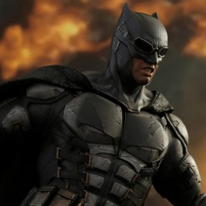 Hot Toys 1/6th Scale MMS432 Justice League Batman (Tactical Batsuit Version) Collectible Figure