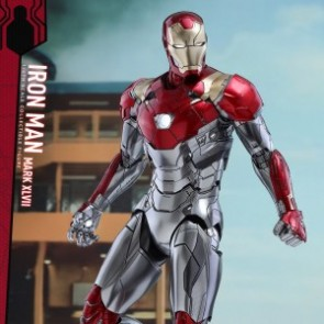 Hot Toys 1/6th Scale MMS427D19 Spider-Man: Homecoming Mark XLVII Collectible Figure