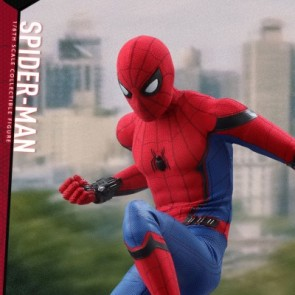 Hot Toys 1/6th Scale MMS425 Spider-Man: Homecoming Collectible Figure