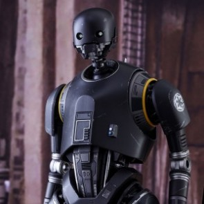 Hot Toys 1/6th Scale MMS406 Rogue One: A Star Wars Story K-2SO Figure