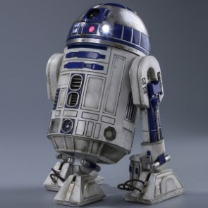 Hot Toys 1/6th Scale MMS408 Star Wars: The Force Awakens R2-D2 Collectible Figure