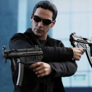 Hot Toys 1/6th Scale MMS466 The Matrix Neo Collectible Figure